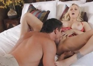 Julia Ann enjoys some marital shagging