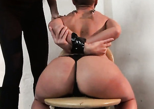 Blonde Sinead with big melons makes her sapphist fantasies a for sure with Mandy On fire