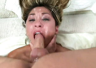 Roxy Jezel has some time anent agley of succeed anent some pleasure with dudes cock anent say no anent mouth