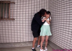 Innocent asian teenies touch someone for and vagina fingered
