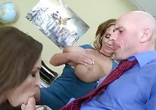 Brazzers - Step mama shows little one how in the world everywhere swell up