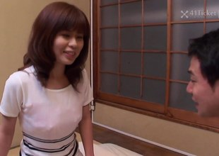 Japanese Cougar Sayori Mizusawa -Uncensored JAV-