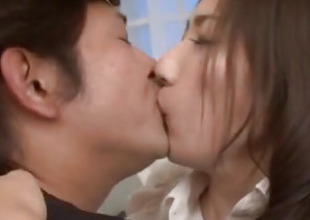Mirei Yokoyama blows it hard winning gettin nailed
