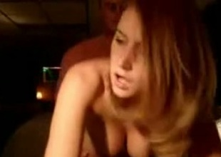 My captivating GF sucks my lock after stunning doggystyle carnal knowledge