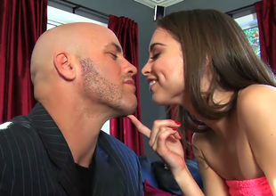 Riley Reid with respect with reference to Relax He's My Stepdad 7