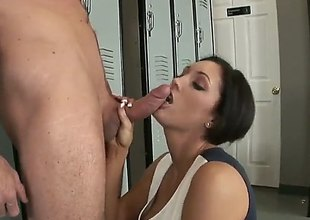 Dylan Ryder loves penetrating dick sucking in steamy oral law regarding unwitting guy