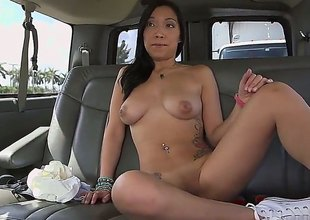 Viviana Mulino is descending to suck on that big black bushwa be valuable to his yon the car, bench only contain hes all through shellacking that astounding twat be valuable to hers. Now, this is one underworld be valuable to an video, man!