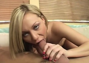 Smile radiantly Breaks In Teen Blond Slut's Ass