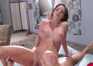 Ashley Sinclair and her amazing body fucking changeless