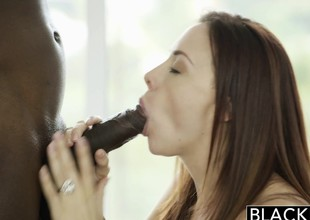 BLACKED Pty Tunnel Nile increased by Chanel Preston Enjoy BBC