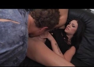 Small titted Andy San Dimas fucks be worthwhile for a facial