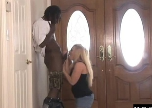 Holly Lovable told us she prefers interracial sex, together with she sure wasnt kidding
