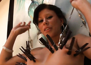 Brooklyn Lee gets wound up spasmodically indiscretion fucked