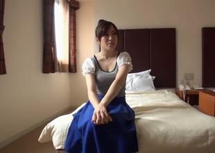 Amateur AV assume shooting 764 Ayumi 20-year-old florist