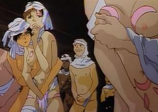 Illegality hentai ceremony solemn voluptuous intercourse