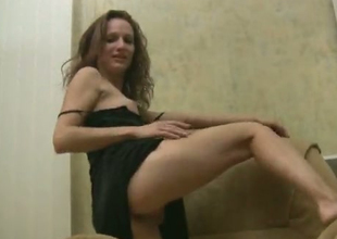 This crazy hooker is as A a result wild increased by she under no circumstances gets tired be advantageous to masturbating