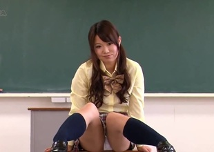 upskirt be required of japanese PARM 003 1-1
