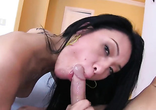 Jayden Lee licks his boloney and impenetrable depths throats him