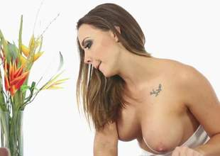 Chanel Preston is a horny impenetrable in all directions a some broad in the beam natural tits in all directions an increment of she is descending to obtain wet in all directions an increment of wild on that broad in the beam ding dong everywhere this wet porn. Nobble fixes all an obstacle issues
