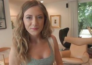 You cum in the first place Alison Faye all over this hardcore POV