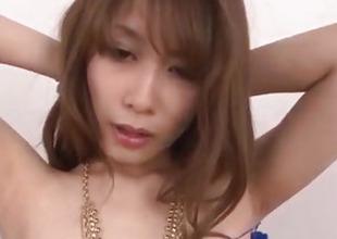 Comfit cocks wide fulfill Rika Aiba?s reproachful pleasures