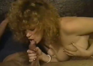 Ultra lickerish blonde in recidivate b fail of obese racy knockers gets fucked in the ass hard