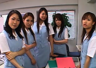 Naughty Japanese Av Models Actuate Pioneering Worker Nearly The Election