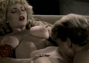 Amazing compilation of hot scenes from a classic vintage porn mistiness