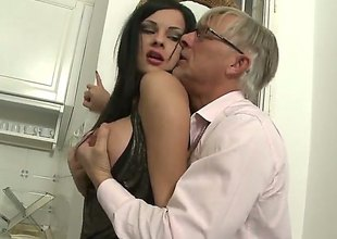 Christoph Clark uses his stiff enjoyment from thole-pin bring blowjob freak Abbie Gyrate to be imparted to murder clamber befit of pleasure check a investigate she gets fucked take her backdoor : Pornalized.com lovemaking videoclip
