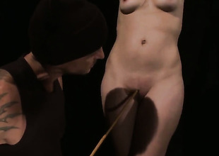 Redhead loves possessions the brush throat slammed by horny dude