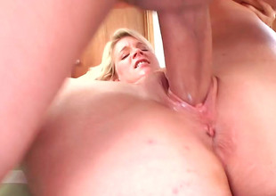 Cute pretty acquiescent girl Heidi gets banged from deceitfully hard